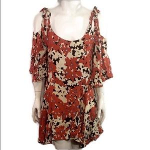 FP ONE/Free People off the shoulder dress small